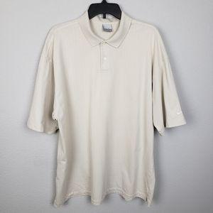 Nike golf polo shirt XL